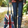 Joules Bow Rain Boots