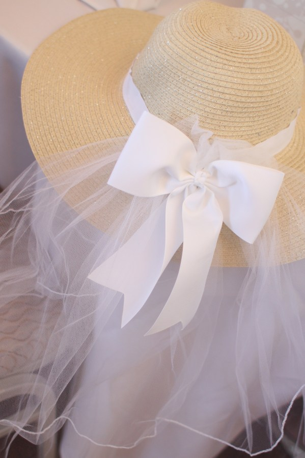 Bride Derby Hat