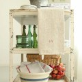 Rustic Bar Cart