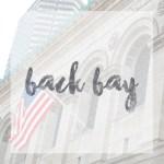 boston back bay guide