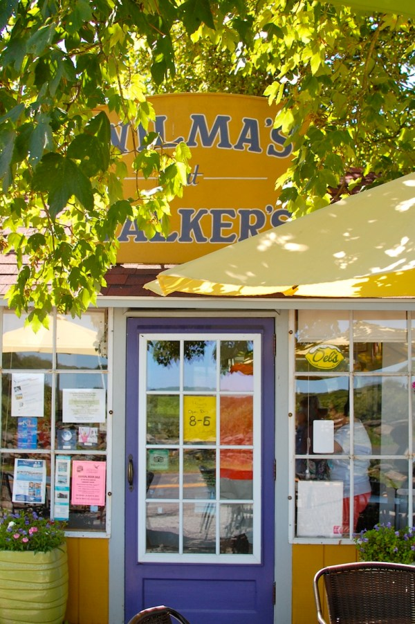 wilma's at walk'er sandwiches