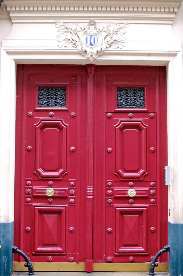 Red Doors Paris