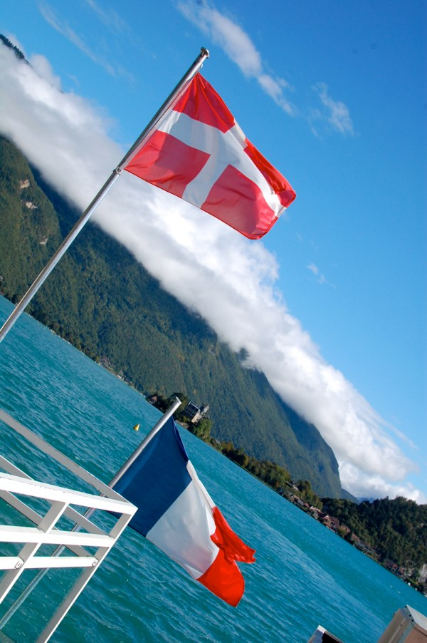 Annecy Boat Tour