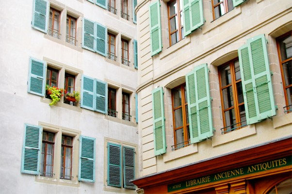 Geneva Buildings