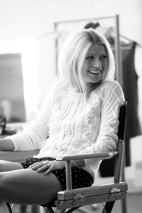 gwyneth paltrow nautical cable knit sweater