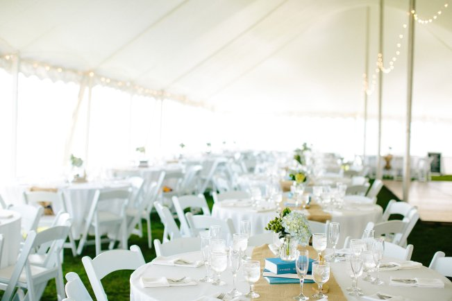 New England Rustic Nautical Wedding