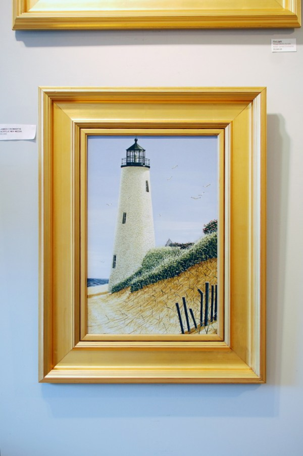 James Comartie Lighthouse Print