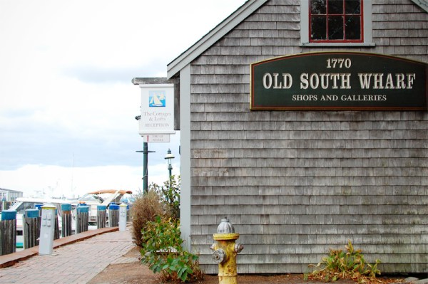 Old South Wharf Shops