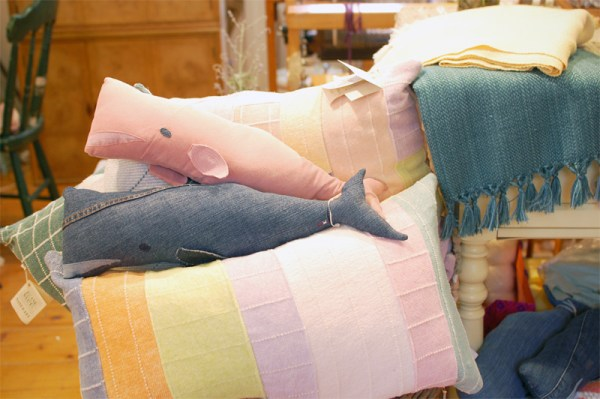 stuffed whale toys