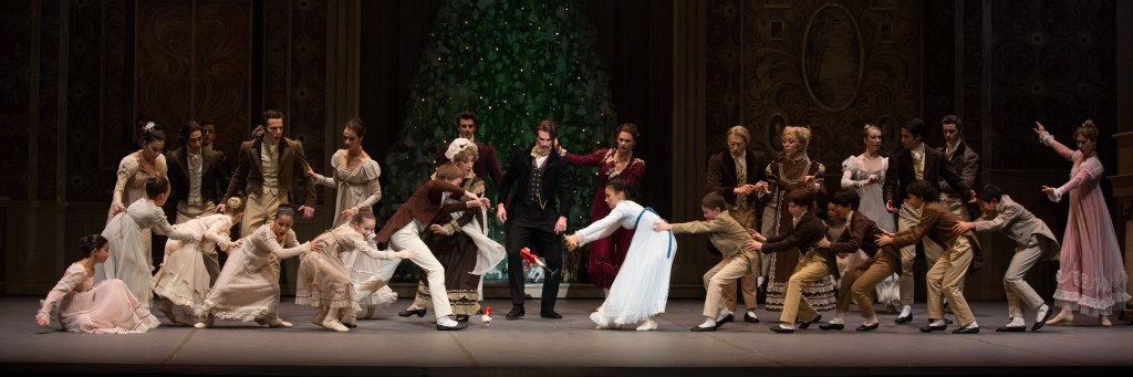 Boston Ballet Nutcracker Review