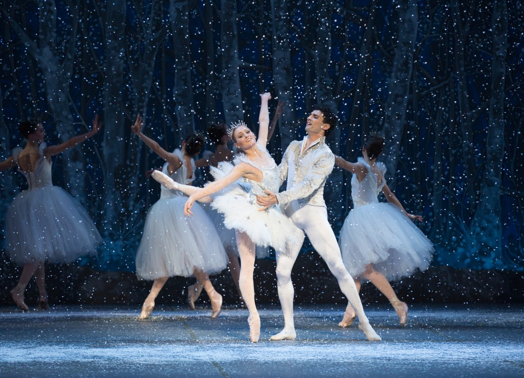 Boston Ballet Nutcracker Snow Queen