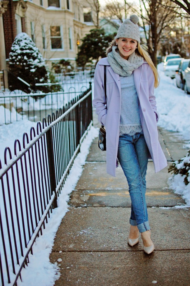 Pastel Winter Coats
