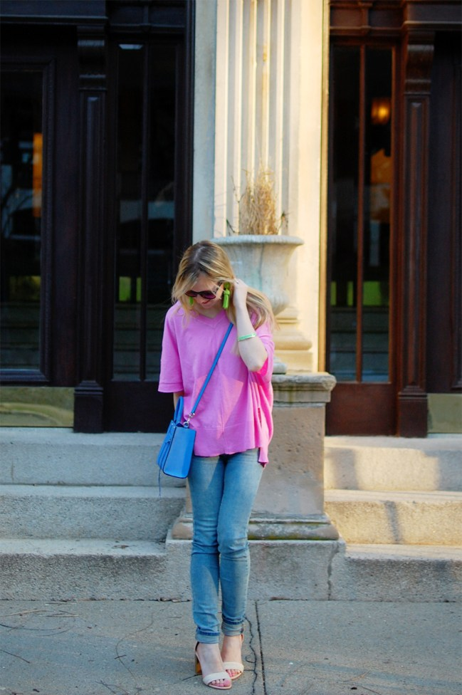 Pink Cashmere Wrap