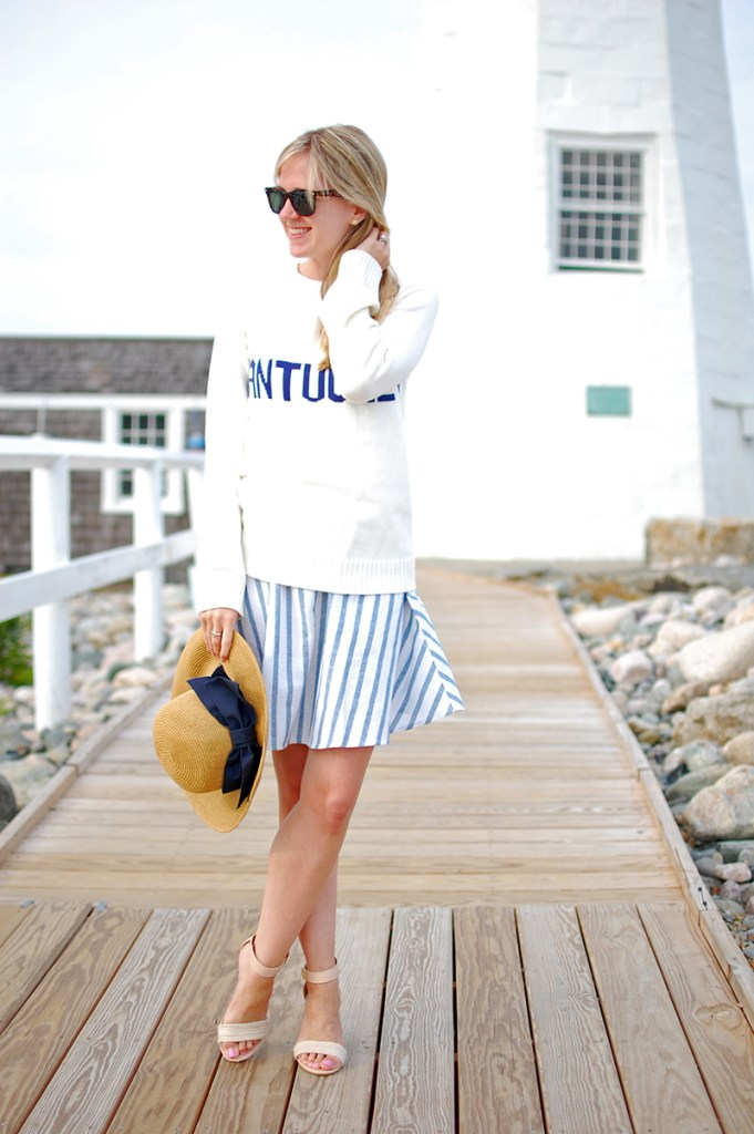 Ellsworth & Ivey Nantucket sweater