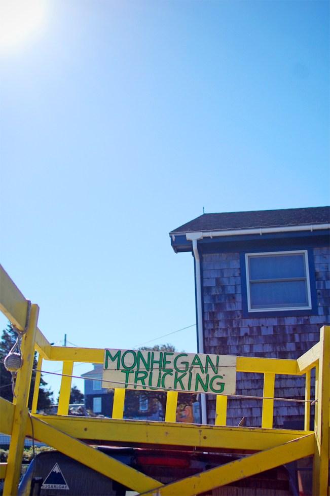 monhegan island rentals
