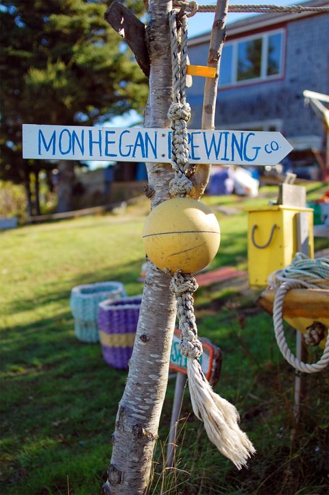monhegan island brewery