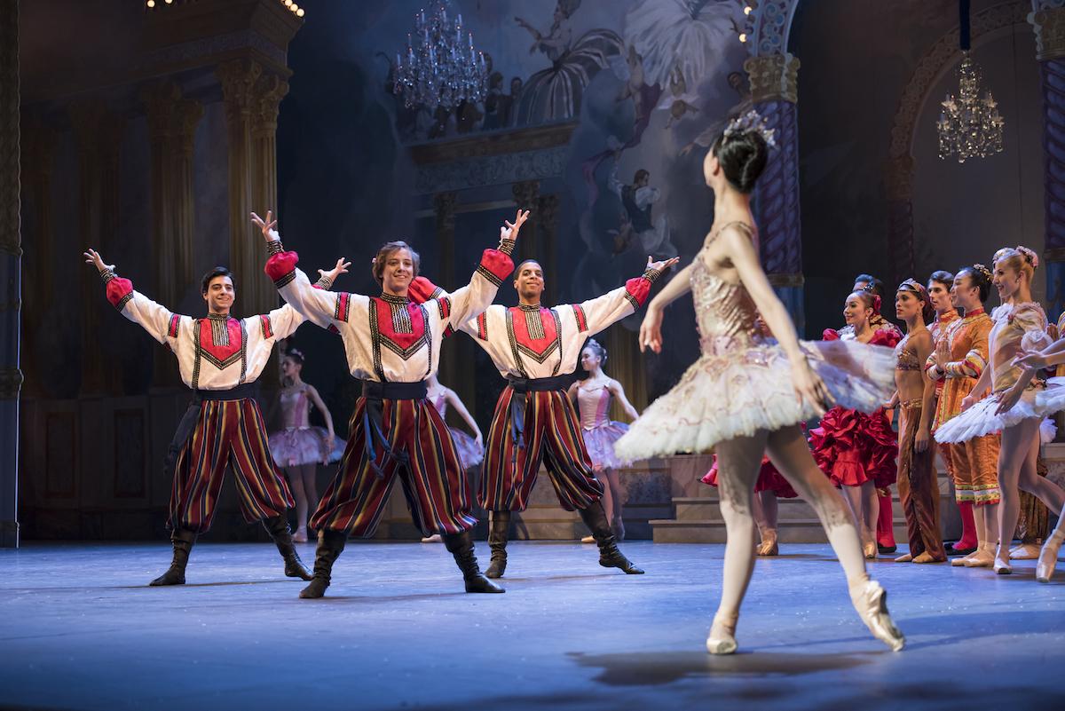boston ballet nutcracker russian dancers