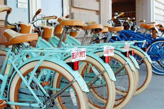 beauport hotel bikes