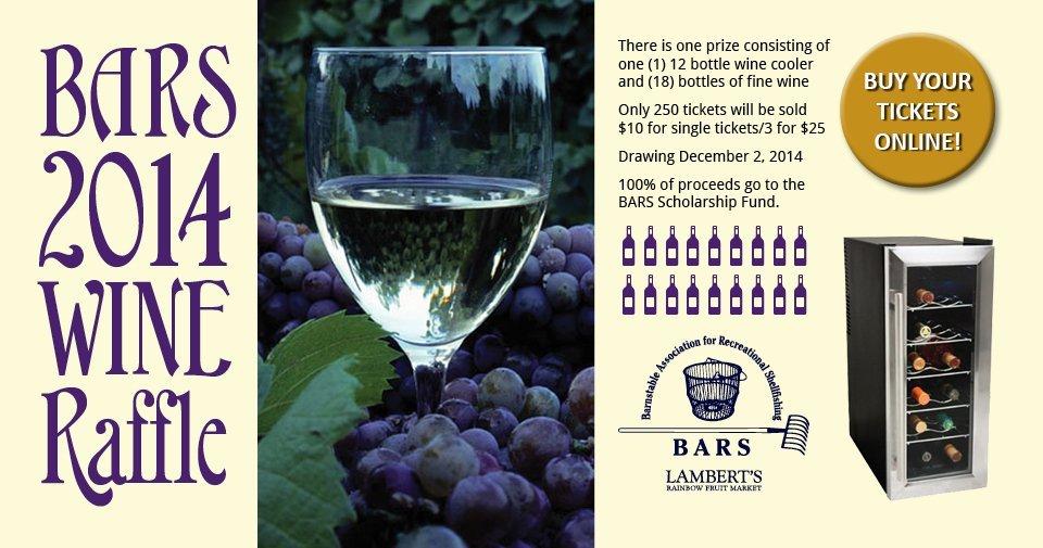 BARS 2014 Wine Raffle