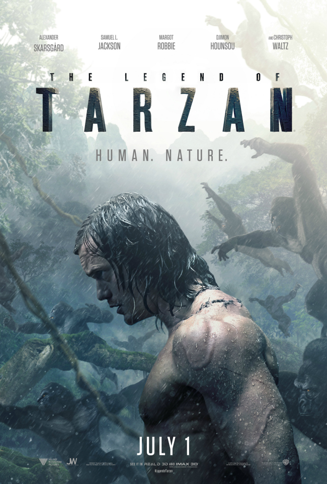 The Legend of Tarzan - Quotes