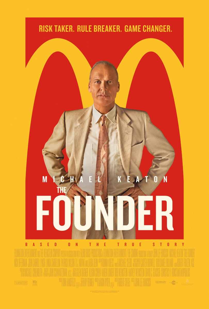The Founder - Movie Discussion