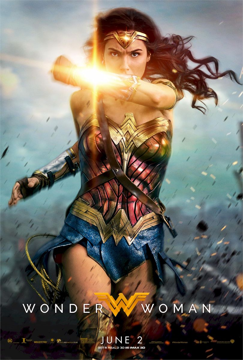Wonder Woman - Quotes
