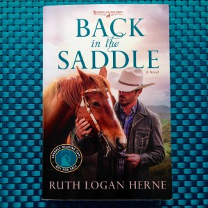 BACK IN THE SADDLE by Ruth Logan Herne