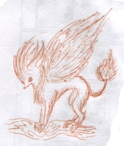 Monkey-Fox Gryphon