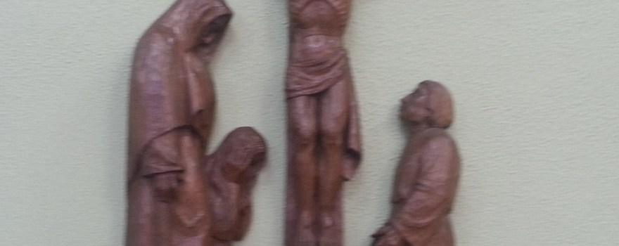 Twelfth Station - Jesus dies on the cross