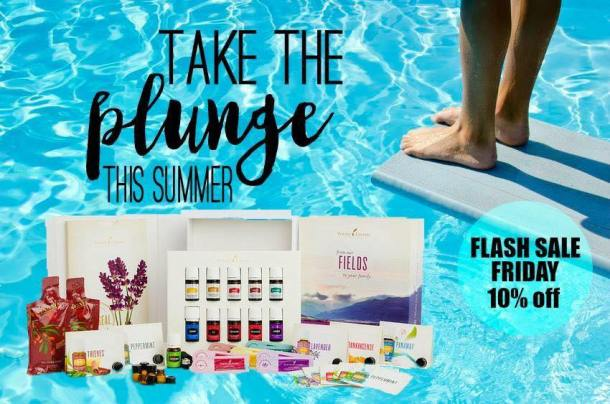 Young Living's Premium Starter Kit 10% off