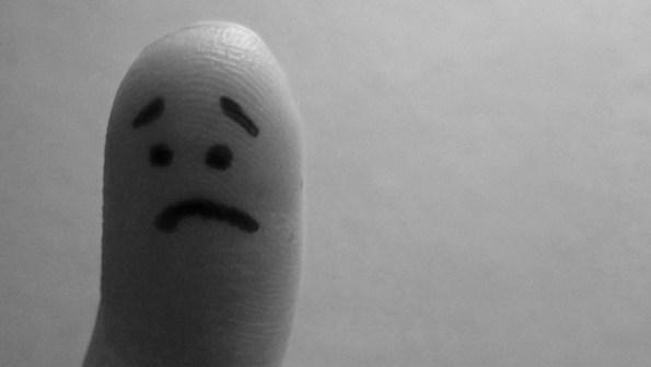sherrytalk-sad finger