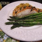 Halibut with Lemon and Capers