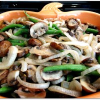 Fresh Take on Green Bean Casserole