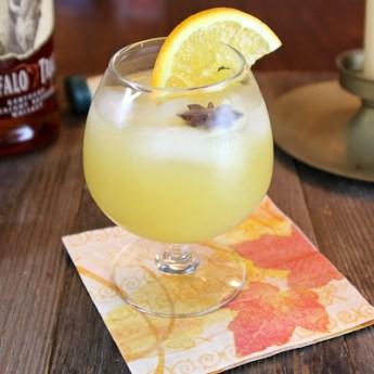 Kentucky Bourbon and an Orange Blossom Special