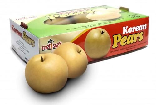 korean pears, asian pears