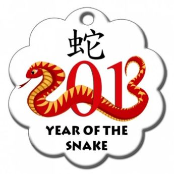 Chinese New Year 2013: Year of the Snake