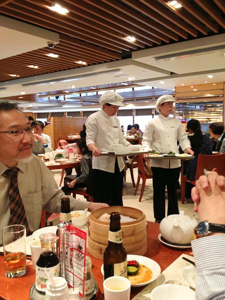 Hong Kong - Din Tai Fung | ShesCookin.com