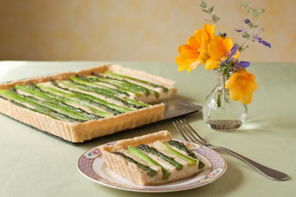 18 Brunch Recipes for Mother's Day, Gluten Free Asparagus Potato Tart