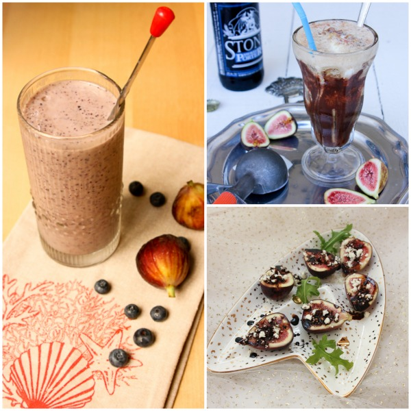 10 Five-Minute Fig Recipes