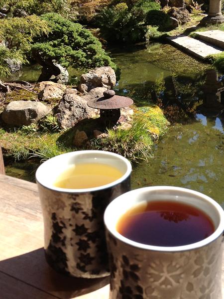 Japanese Tea Garden Golden Gate Park, San Francisco