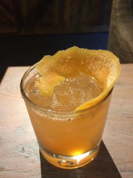 A Craft Cocktail for Cinco de Mayo
