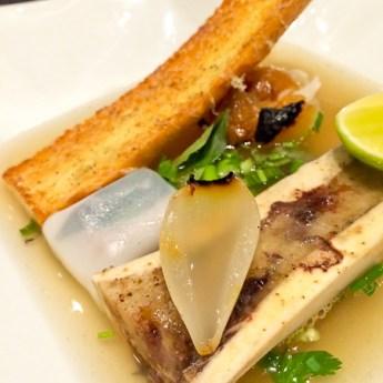 James Beard Dinner At AnQi and Crustacean #GourMonday