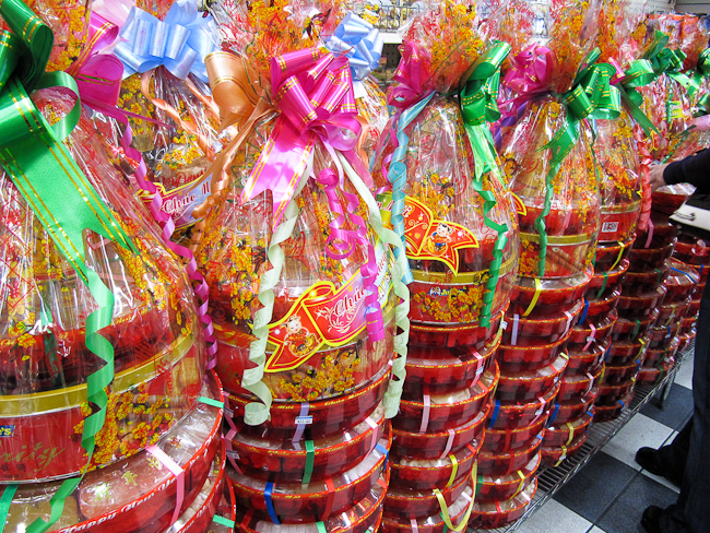 Tet Festival, Lunar New Year gifts
