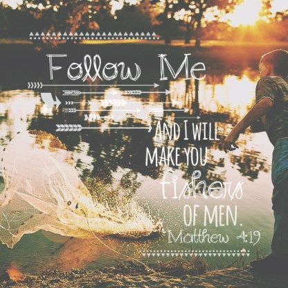 Follow ME Matt 4:19 Shiloh Photography