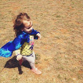 Super girl ;)