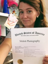 June    Shiloh Photography becomes Officially oficial! ;)
