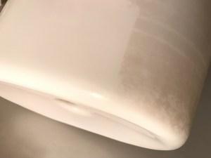 風呂イス掃除