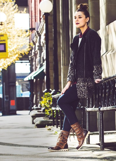 Kicking Up a Style Storm - Autumn/Winter Footwear - Shine ...