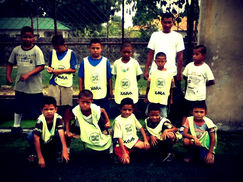Villa Soleada FC Soccer Team U-10
