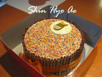 Cake | Shinhyoae